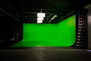 green screen in los angeles