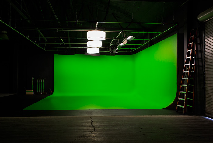 green screen in los angeles