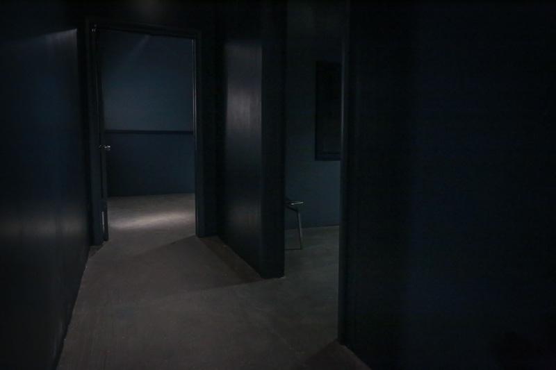 detective hallway