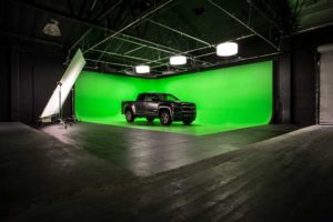 green screen sound stage in los angeles