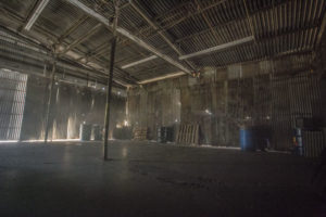 warehouse for filming in los angeles