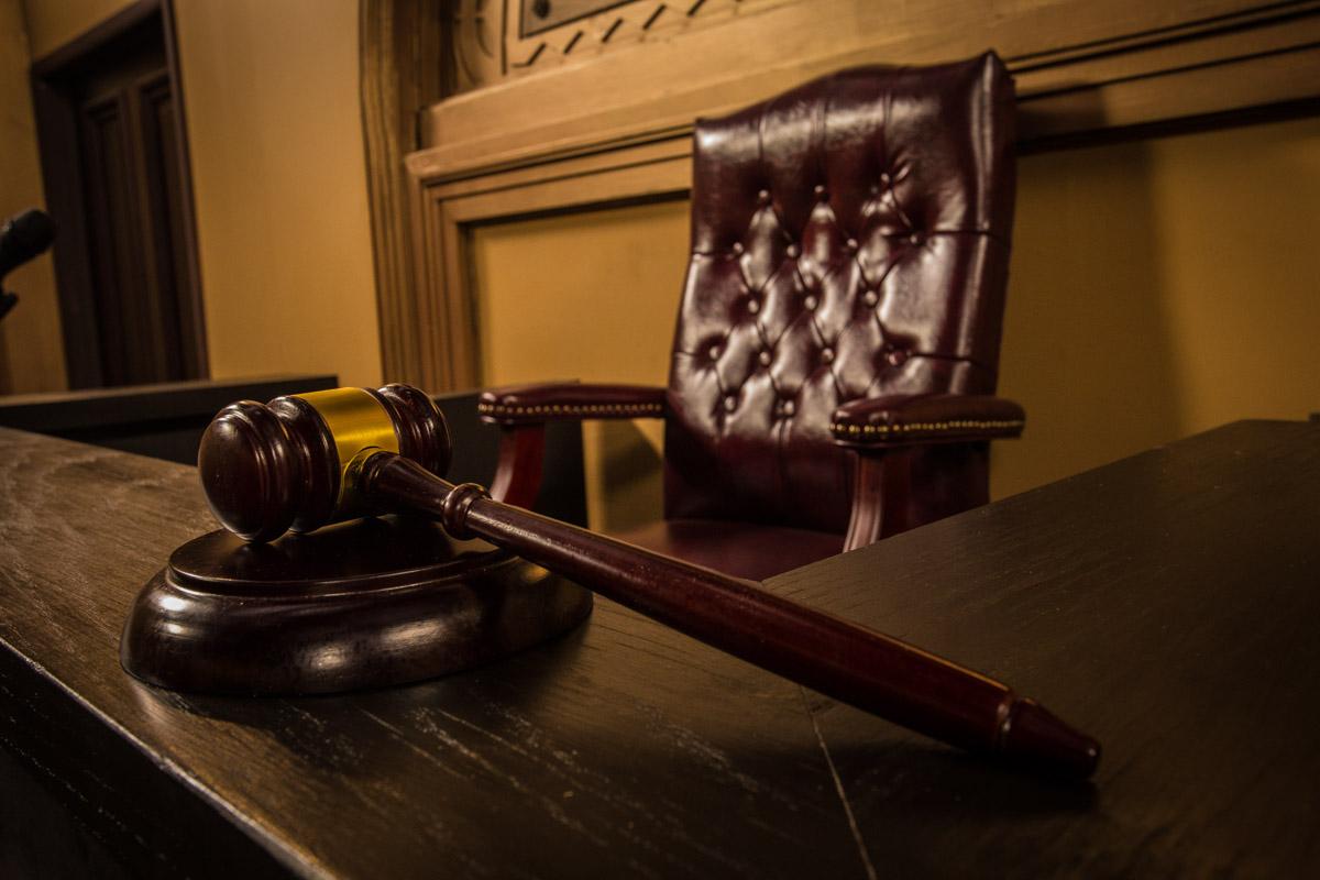 Courtroom Standing Set